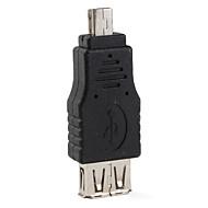 USB 2.0 Buchse auf Mini-USB-Adapter