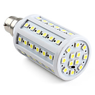 B22 W 60 SMD 5050 1100 LM Natural White Corn Bulbs AC 220-240 V