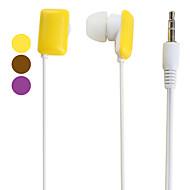 estilo doce auriculares de (cores sortidas)
