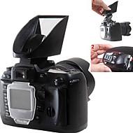 Diffuseur de Flash pour Nikon D700 D7000 D90 D300 D3000, Canon 7D 5DII 60D 600D