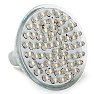 3W GU5.3(MR16) Żarówki punktowe LED MR16 60 Dip LED 200 lm Ciepła biel V
