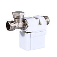 12v 0,5 inch elektrisch magneetventiel voor water-lucht-gas (wit)