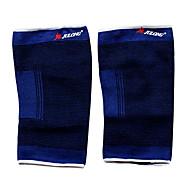 nylon termisk sports knæ pad (blå)
