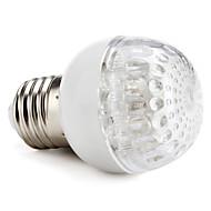 E26/E27 1 W 20 90 LM Red/Cool White/Green/Orange Globe Bulbs AC 220-240 V