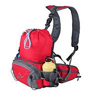 15L L Marsupi / Zainetti da alpinismo Campeggio e hiking All'aperto / Tempo libero Borsa kettle integrata / CompattaRosso / Blu / Blu