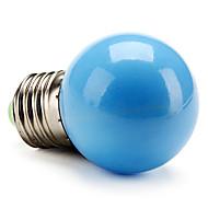 Lampadine globo LED ad alta intesità G45 E26/E27 0,5 W 50 LM Blu V