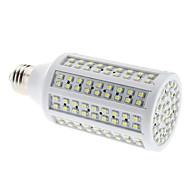 E26/E27 12 W 216 SMD 3528 1050 LM Natural White Corn Bulbs AC 220-240 V