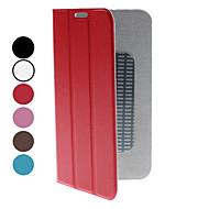 Na Samsung Galaxy Note Z podpórką / Flip / Origami Kılıf Futerał Kılıf Jeden kolor Skóra PU Samsung Note 2