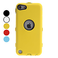 Detachable Hard Case for iTouch 5 (Assorted Colors)