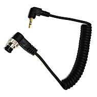2.5mm-n1 Remote-Kabel für PE-16NE / YONGNUO rf-602 / JY-2004 D4 D3 D800 D700 D300 D300S