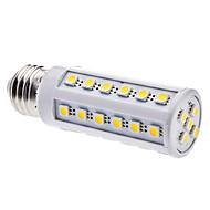 E27, 5,5W, 41x5050SMD, 370LM, 3000K, Warmes Weißes Licht, LED-Mais-Glühbirne (220-240V)