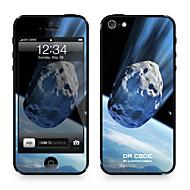 """Da Kode ™ Skin for iPhone 4/4S: """"Meteorolite"""" (Universe Series)"""