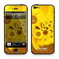 """Da Kode ™ Skin for iPhone 4/4S: """"Solsikker"""" (Planter Series)"""