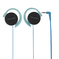 Ear Hook Style Lovely Stereo Earphone for iPod (Assorted Colors)