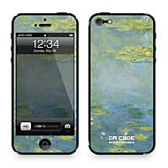 "Da koodi ™ Skin iPhone 4/4S: ""Waterlilies"" Claude Monet (mestariteokset Series)"