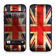 "Code Da ™ Skin pour iPhone 4/4S: ""Royaume-Uni, la Grande-Bretagne, Royaume-Uni"" (Flags Series)"