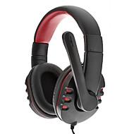 Высококачественные Стерео Наушники SH-010, USB вилкой, Аудио, Стерео (красный и черный)