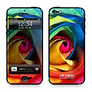 """Da Kode ™ Skin for iPhone 4/4S: """"Fargerike Roses"""" (Planter Series)"""