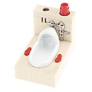 Toilettes briquet à gaz en forme (couleurs assorties)