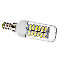 5W E14 LED a pannocchia T 138 SMD 3528 440 lm Bianco AC 220-240 V