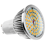 6W GU10 Spot LED MR16 48 540 lm Blanc Chaud AC 100-240 V