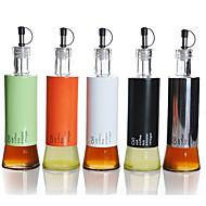 300ml Oil Vinegar Bottle Cruet Jar (Assorted Colors)