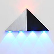 5 Birleştirilmiş LED Modern/Çağdaş Eloktrize Kaplama özellik for LED Ampul İçeriği,Ortam Işığı Duvar ışığı