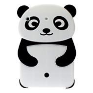 3D Panda Style Silica Gel Material Soft Case for iPad mini 3, iPad mini 2, iPad mini