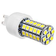 G9 5W 47 SMD 5050 480 LM Natural White T LED Corn Lights AC 220-240 V