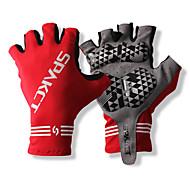 SPAKCT Aktivnost / Sport Rukavice Žene Men's Sve Biciklističke rukavice Ljeto Pasti Biciklističke rukaviceUgrijati Podesan za nošenje