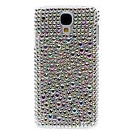 Blinker Rhinestone Dekorert vanskelig sak for Samsung Galaxy S4 I9500