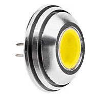 G4 1.5W 125-140LM ​​6000-6500K Natural White Light Rounded lampadina del punto del LED (12V)