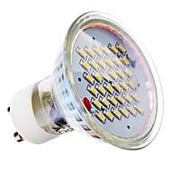 4W GU10 LED-kohdevalaisimet MR16 36 SMD 3014 280 lm Lämmin valkoinen AC 220-240 V