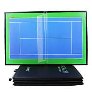 Conseil des entraîneurs de tennis magnétique (2Pens + Eraser Board + Aimants)