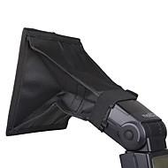 caméra SLR Lambency diffuseur de flash softbox 8x15cm numérique pour 430EX 320EX SB600 SB800
