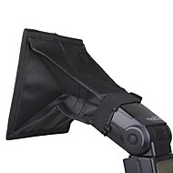 Digital SLR kamera lambency flash diffuser softboks 8x15cm til 430EX 320EX SB600 SB800