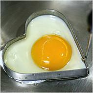 Нержавеющая форма сердца для яичницы