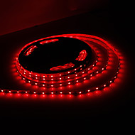 Waterproof 10M 36W 600x3528 SMD Red Light LED Strip Lamp (12V,IP44)
