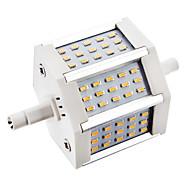 LED a pannocchia 45 SMD 3014 R7S 6W 450 LM Bianco caldo AC 85-265 V