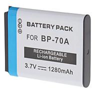 BP-70A Batteri för Samsung BP70A ES65 ES70 PL80 PL100