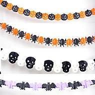 halloween slinger voor bars papieren decoratie props (3 meter 4 stuks)