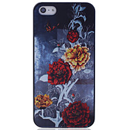 Peony Bloom Back Case for iPhone 5/5S