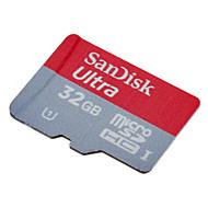 SanDisk 32GB UHS-I U1 MicroSD/MicroSDHC/MicroSDXC/TF (MB/S) (MB/S)
