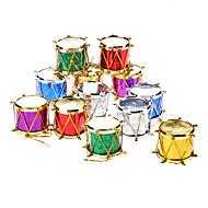 """12-Pack 3 cm 1 """"Dámská Drums vánoční ozdoby balení"""