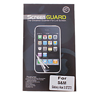 Professional Clear Anti-Glare LCD Screen Guard Protector for Samsung Galaxy Ace 3 S7272