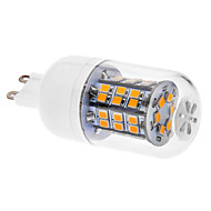 G9 6 W 46 SMD 2835 520-550 LM Warm White Corn Bulbs AC 220-240 V