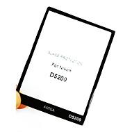 FOTGA® Premium LCD Screen Panel Protector Glass for Nikon D5200