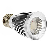E26/E27 7 W 1 COB 600-630 LMCool/Warm White Spot Lights AC 85-265 V