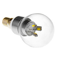 Lâmpadas Forma de Vela (Branco Frio E14 - 3 AC 85-265