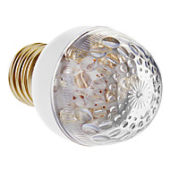 E26/E27 1 W 20 100 LM RGB Globe Bulbs AC 220-240 V